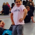 dancing ben
